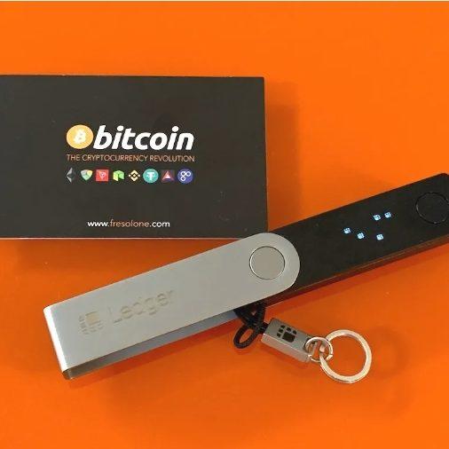 Hardware Wallet per bitcoin