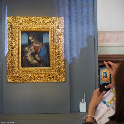 La Madonna Litta di Leonardo