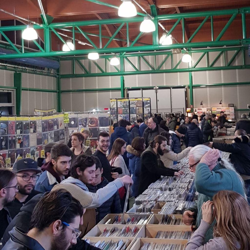 Fiera del disco oggi e domani a Pescara foto