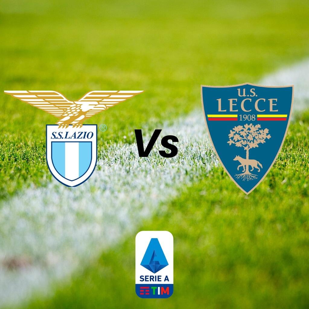 Le probabili formazioni di Lazio-Lecce