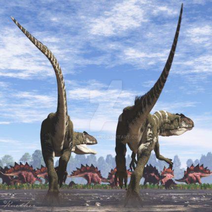 importante scoperta sui dinosauri