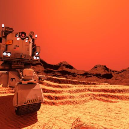 La Cina conquista Marte