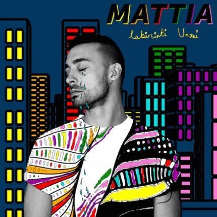 MATTIA un esordio di grandi radici musicali copertina