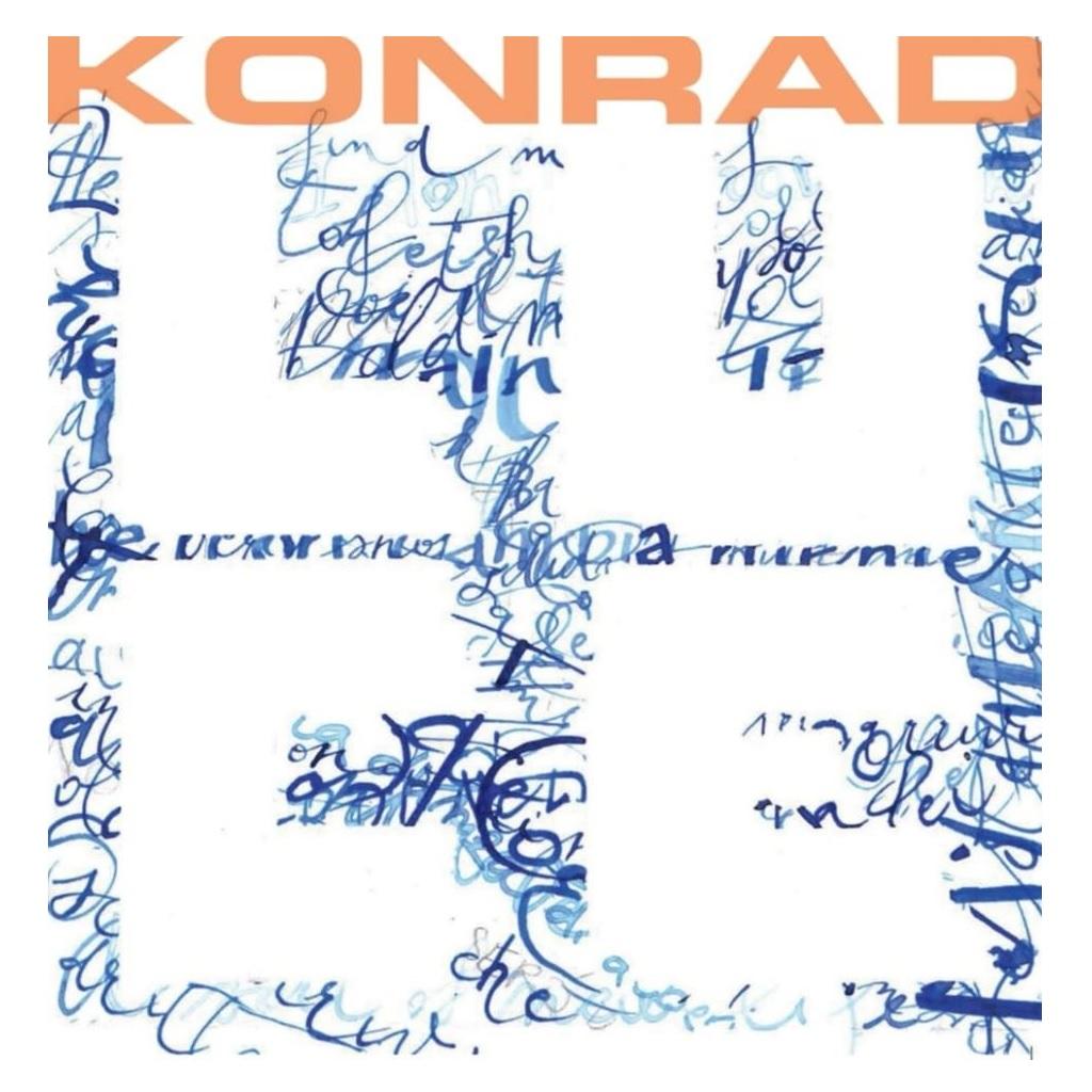 Konrad Luce copertina