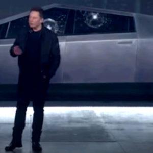 pickup Tesla Cybertruck