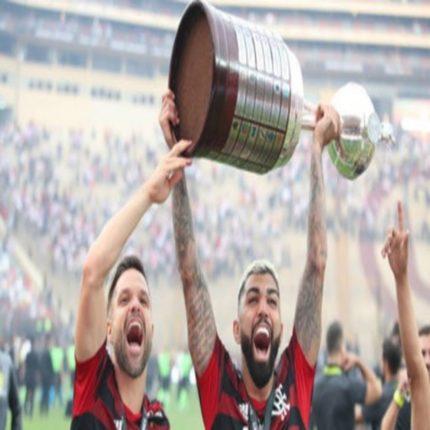 Gabigol trionfa col Flamengo