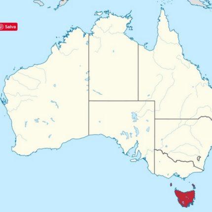 No della Tasmania alla costruzione di un mega resort turistico foto