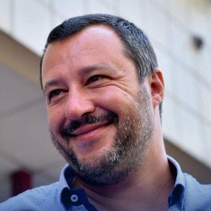 Matteo Salvini a testa bassa sul Mes