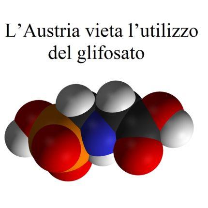 L'Austria vieta l'utilizzo del glifosato foto