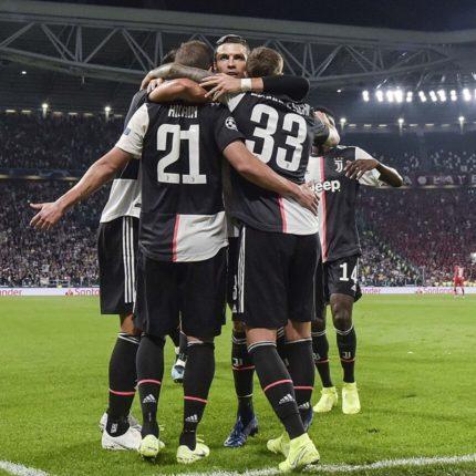 Bayer Leverkusen Juventus