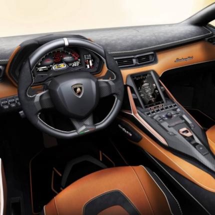 Lamborghini stampa 3D