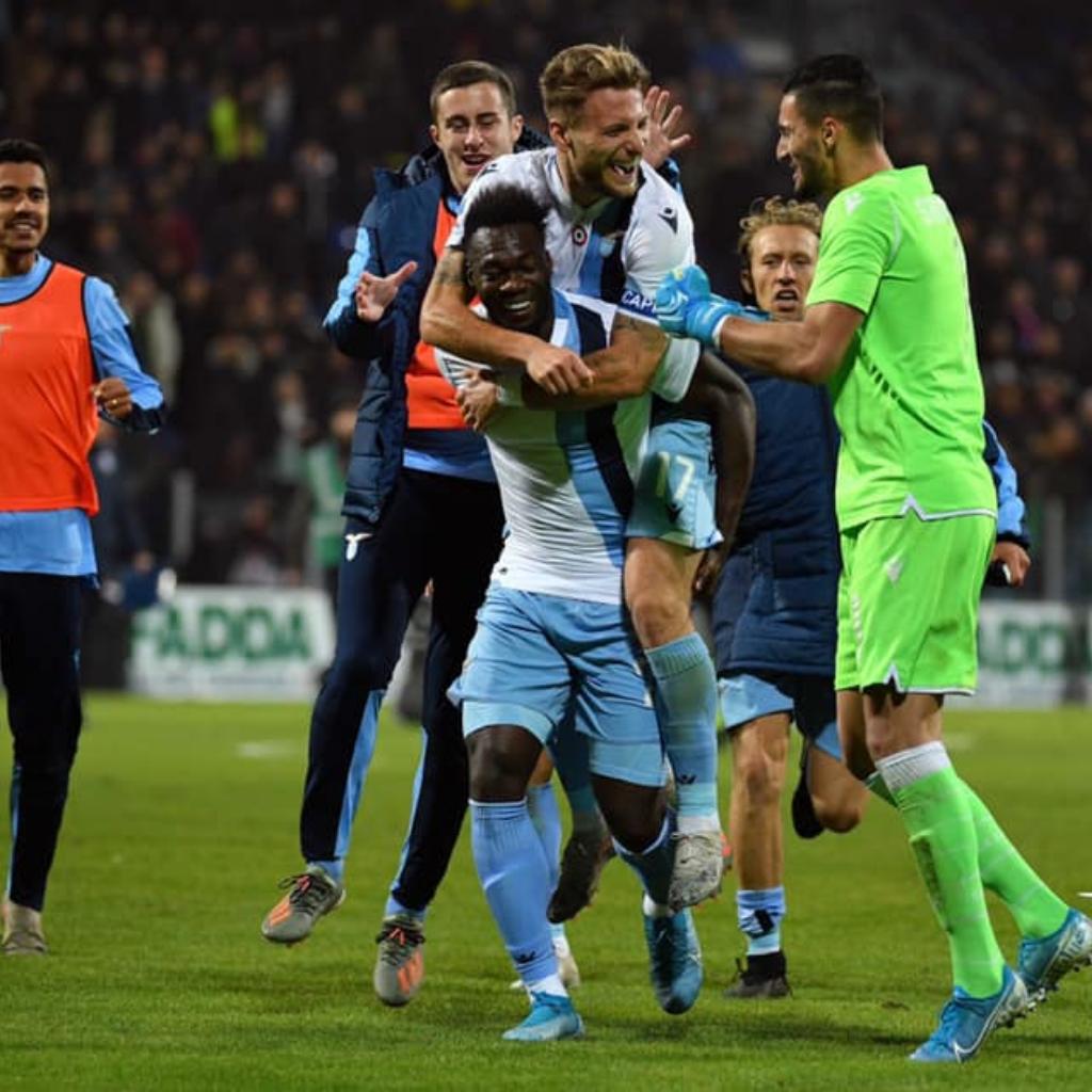 Lazio: nessun problema per Correa