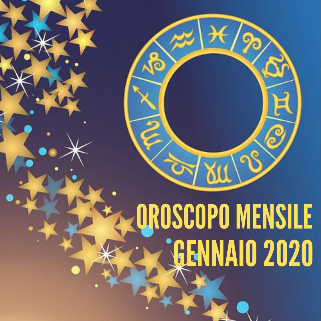 Previsioni Oroscopo Gennaio 2020
