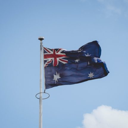 Caldo record in Australia foto