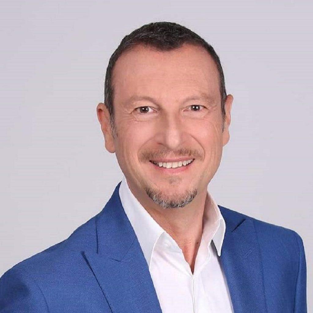 Amadeus annuncia il cast di Sanremo 2020