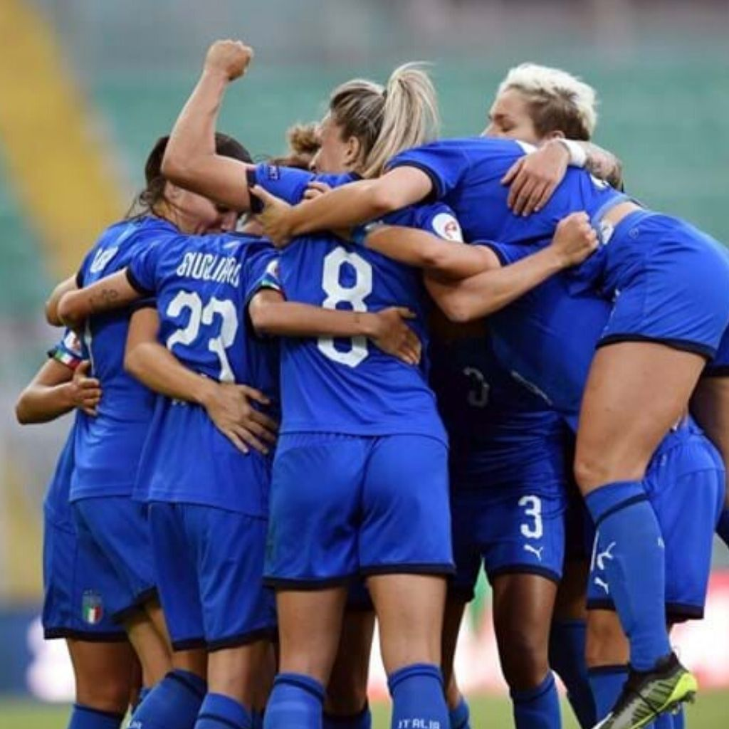 portogallo italia calcio femminile