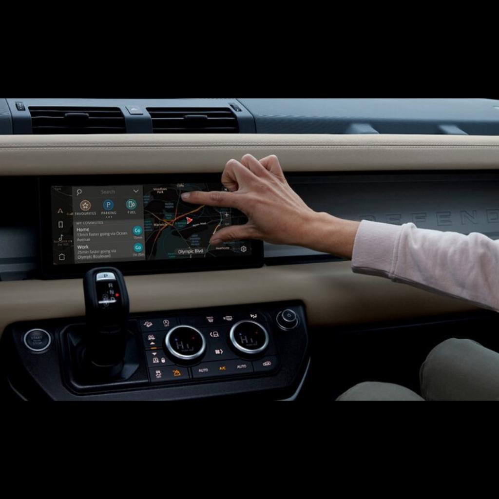 CES 2020 Land Rover