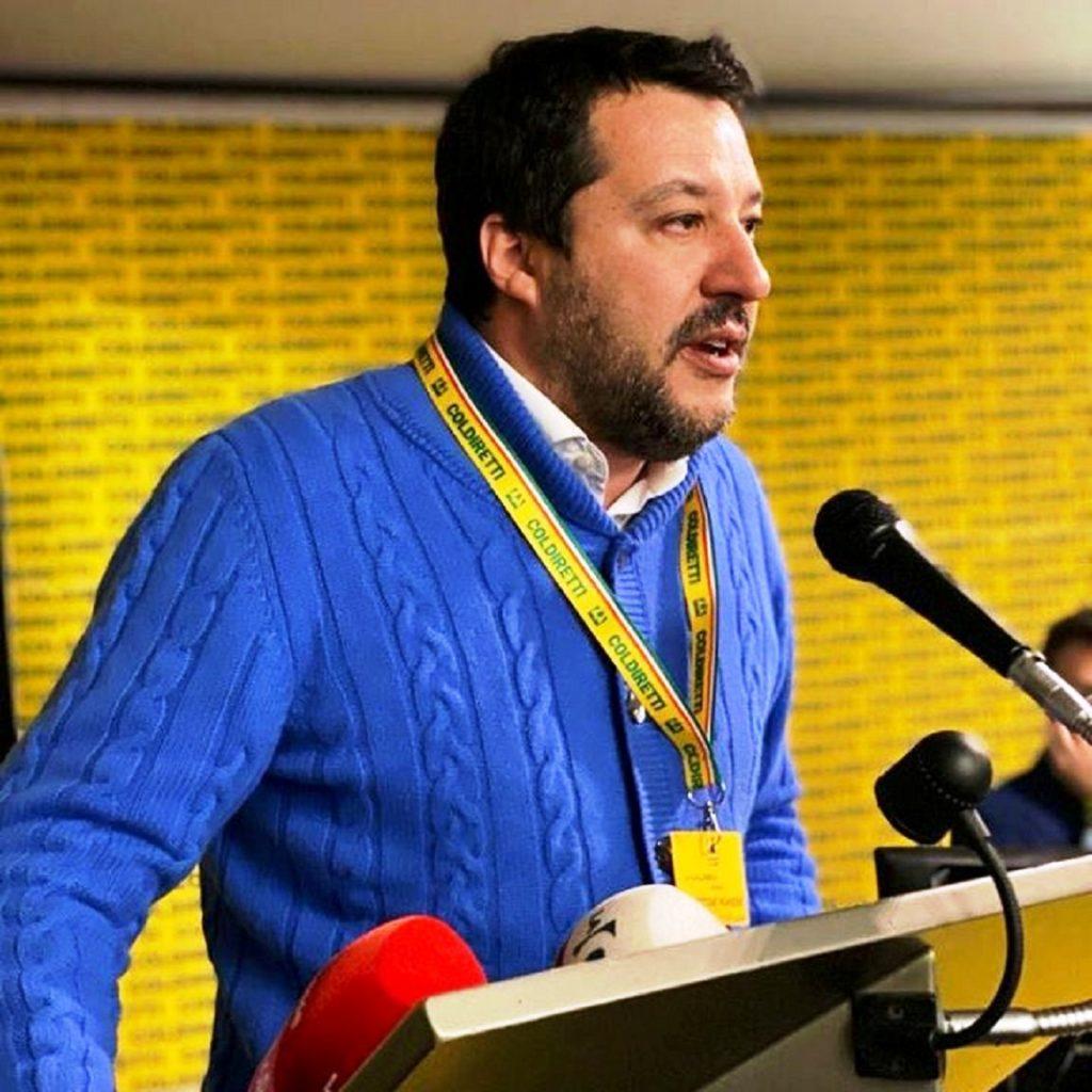 Salvini attacca sul caso Gregoretti