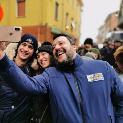 Salvini attacca ancora sugli sbarchi