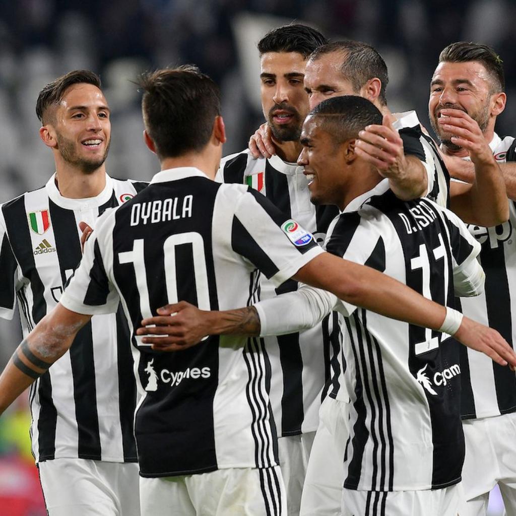 Juve su campione Roma