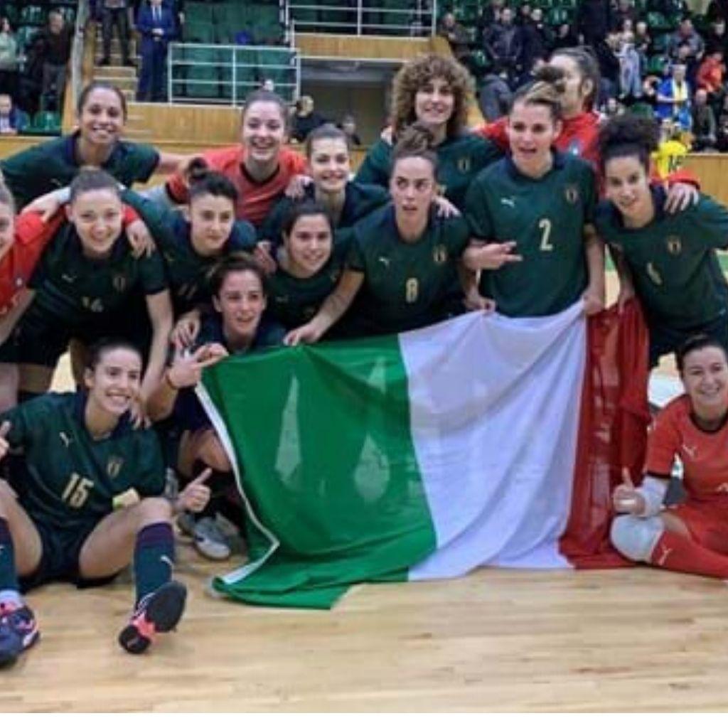 Nazionale calcio a 5 femminile