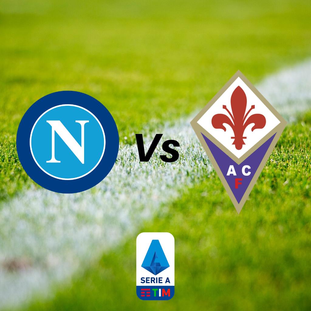 Napoli - Fiorentina formazioni e diretta streaming