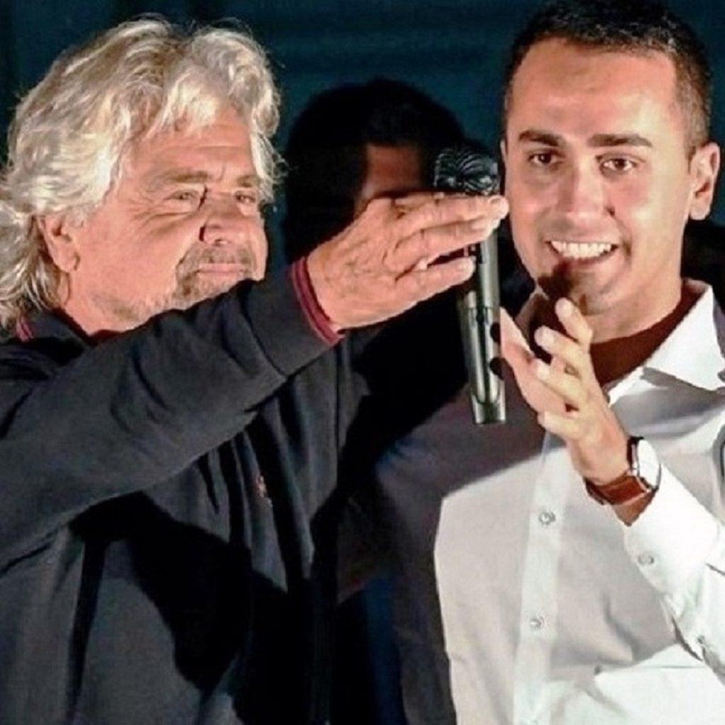 Beppe Grillo ringrazia Di Maio