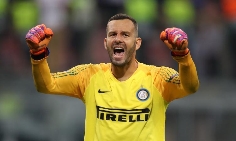 Calciomercato Inter Scambio Handanovic Donnarumma