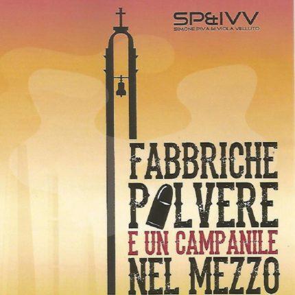 Simone Piva & I Viola Velluto il nuovo album copertina