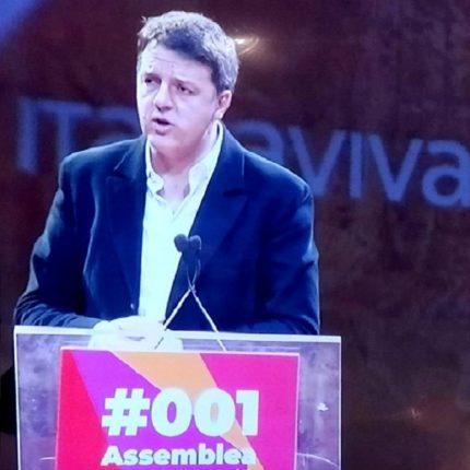 Iniziata l'assemblea di Italia Viva