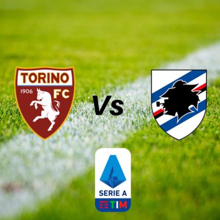 Dove vedere Torino - Sampdoria, diretta tv e streaming