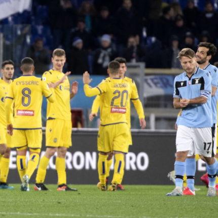 Lazio-Hellas Verona: c'è rischio di ricorso