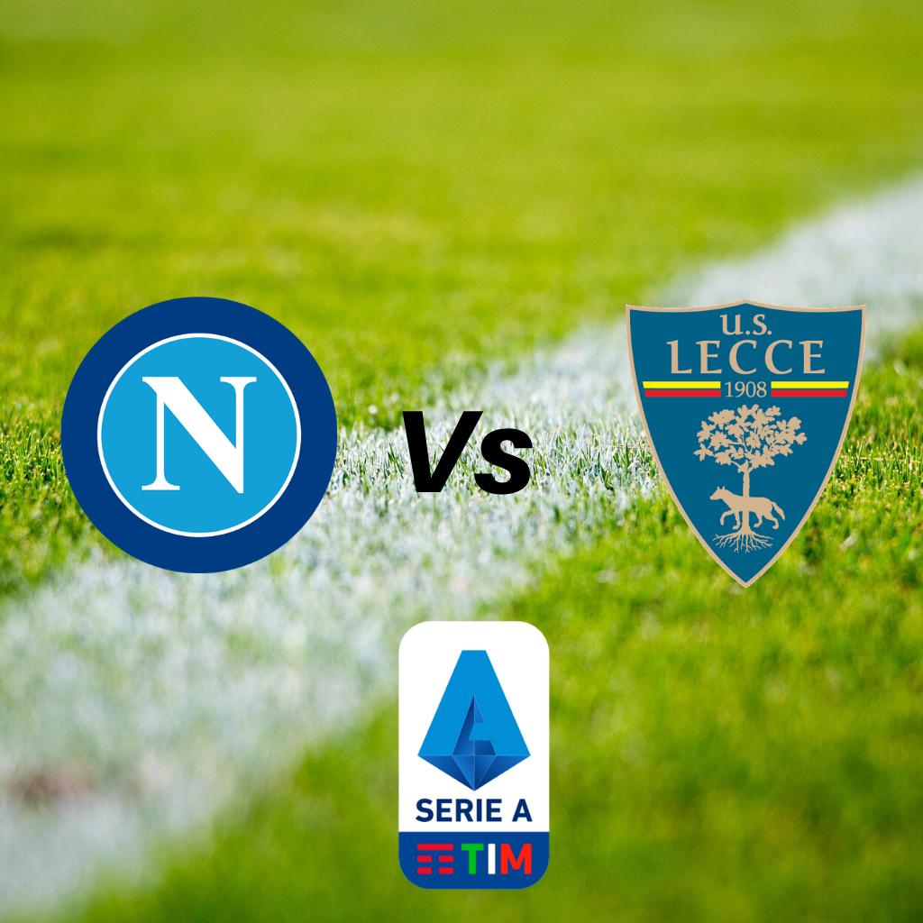 Napoli Lecce probabili formazioni info diretta Tv