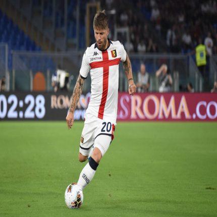 Genoa Ghiglione e Schone infortunati