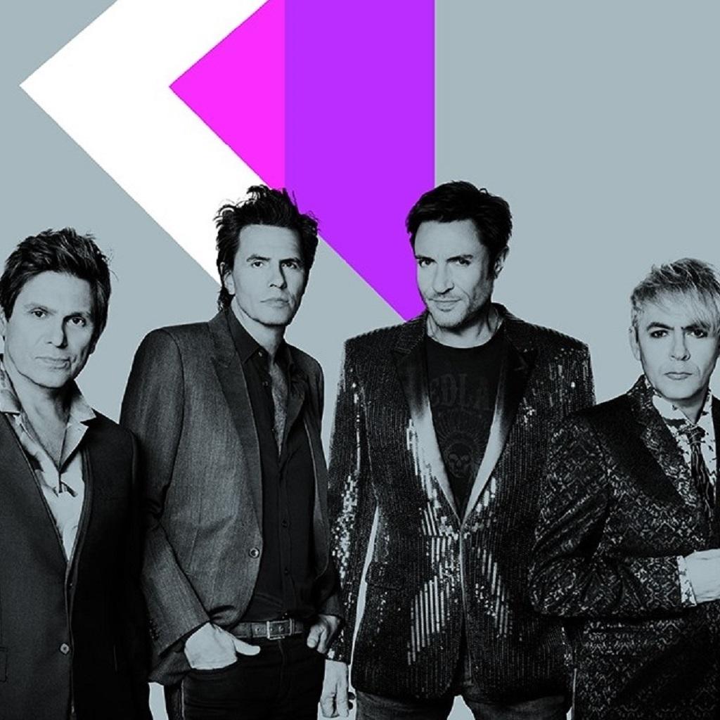 Duran Duran quarant'anni di storia foto