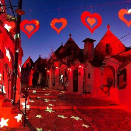 Alberobello e la Festa dell'Amore foto