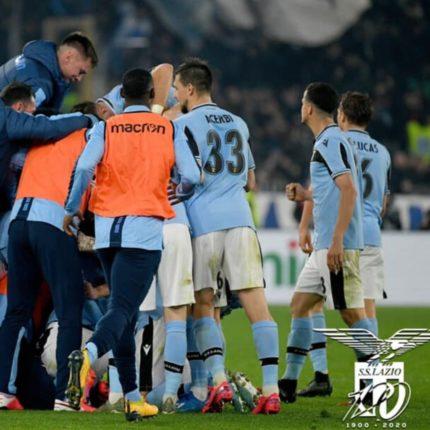 La Lazio vola