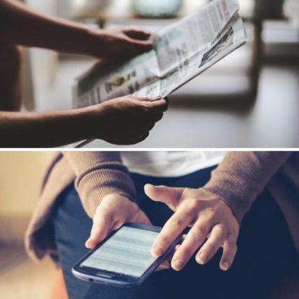 Media digitali o tradizionali