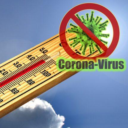 Coronavirus sarà annientato col caldo