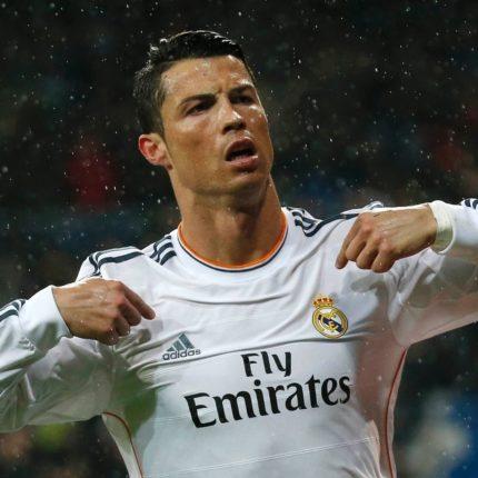 """Ronaldo aiuta i compagni nel """"Clàsico"""""""