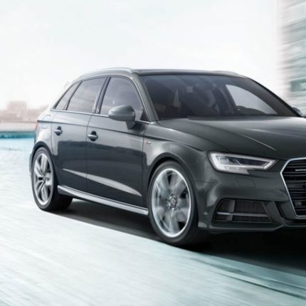 la nuova Audi A3 Sportback