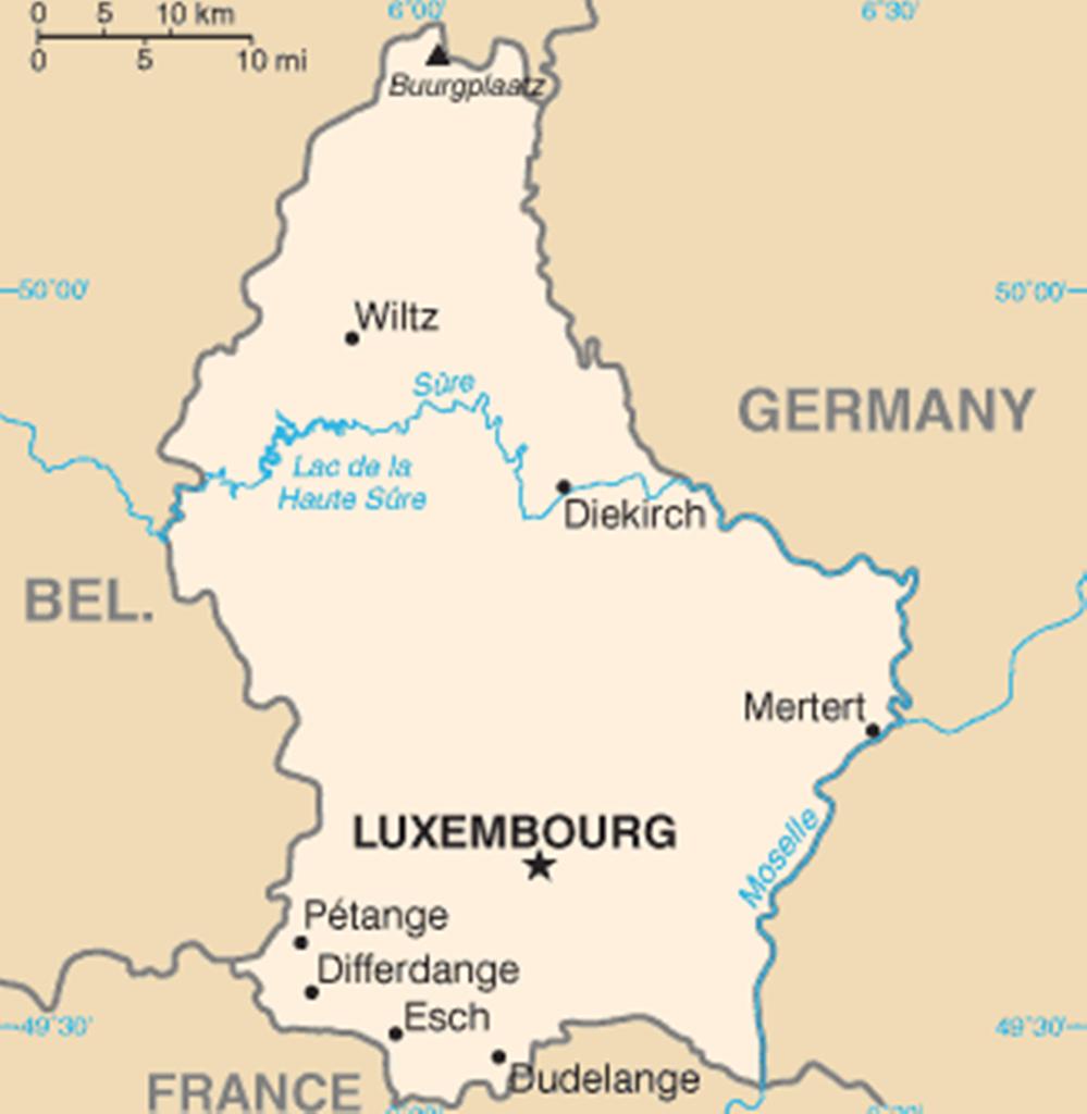Lussemburgo non fa pagare tram e treni foto