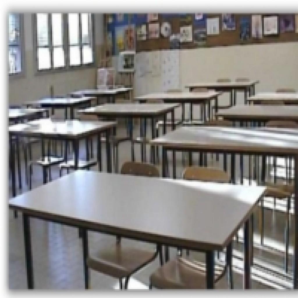 le scuole saranno chiuse