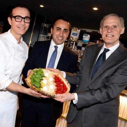 Pace fatta tra Italia e Francia per la pizza Corona