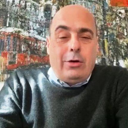 Nicola Zingaretti ha il coronavirus