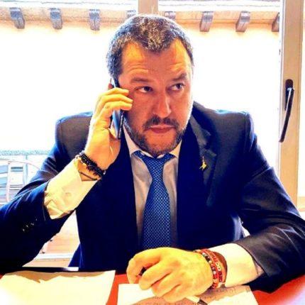Salvini chiede chiarezza sull'emergenza sanitaria