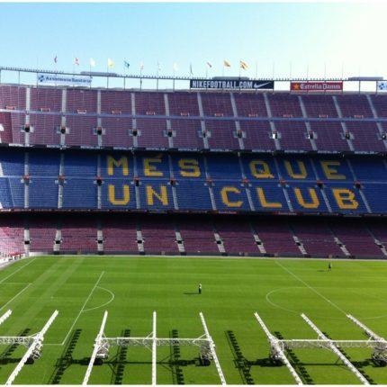 Barcellona Napoli a porte chiuse