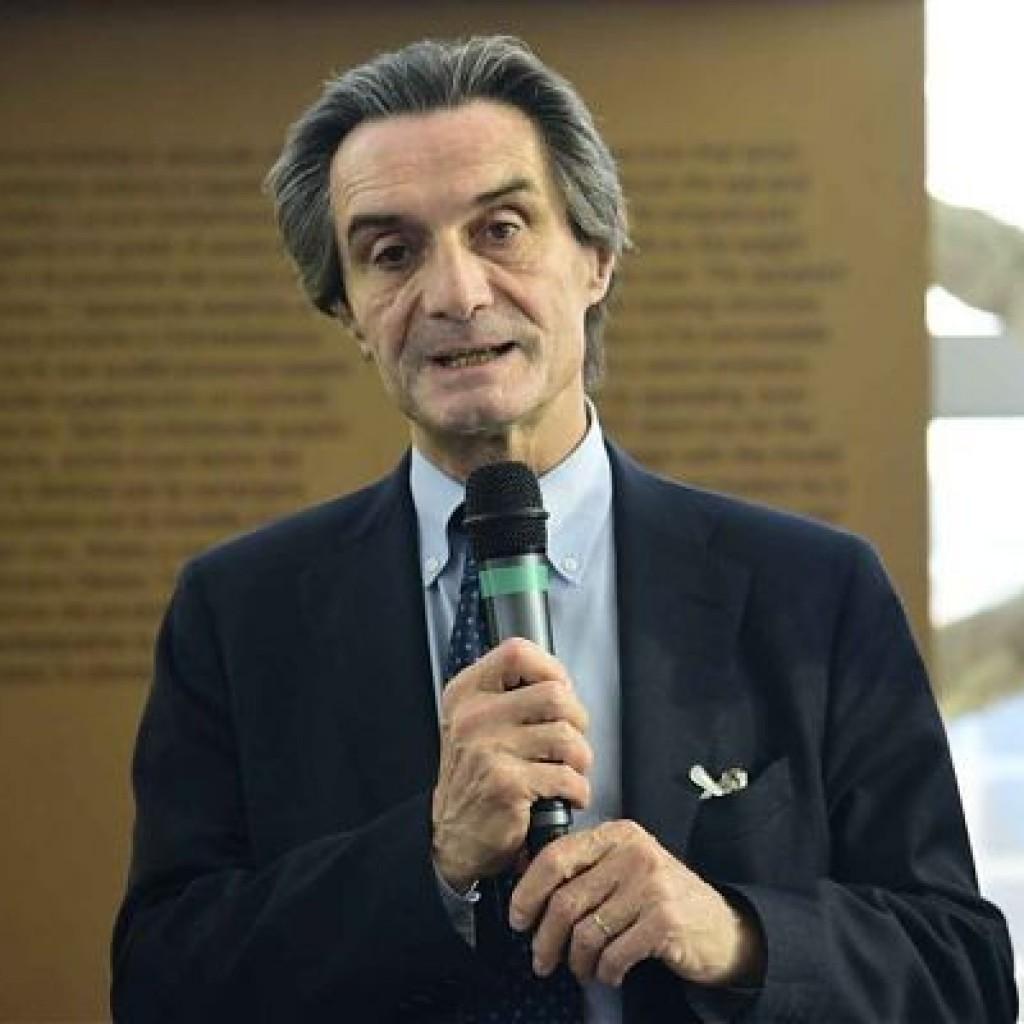 """Attilio Fontana chiama Bertolaso: """"Consulente della Regione Lombardia"""""""