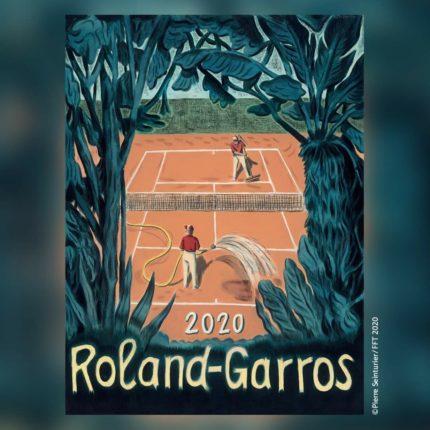 Tennis slam parigino 2020 rinviato