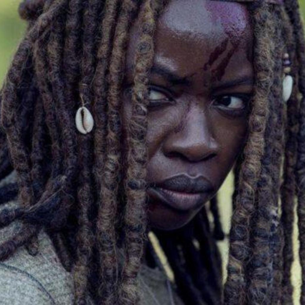 Michonne addio a The Walking Dead